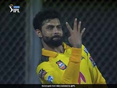 IPL 2021: Ravindra Jadeja Celebrates In Style After Taking 4 Catches vs Rajasthan Royals. Watch
