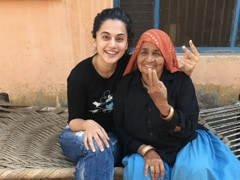 """You Will Live On Forever:"" Taapsee Pannu, Bhumi Pednekar Pay Tribute To Chandro Tomar"
