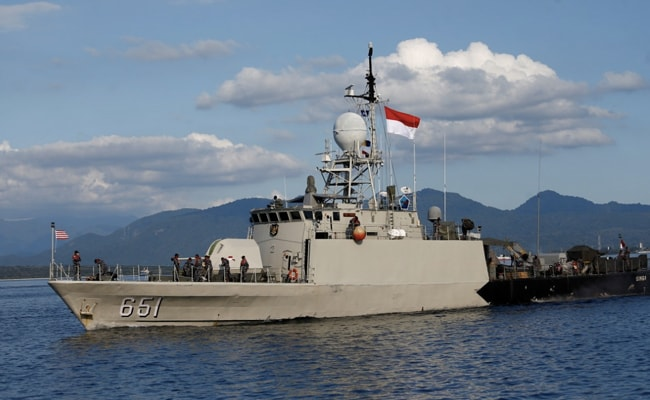 Debris, Believed To Be From Submarine That Went Missing In Bali, Found