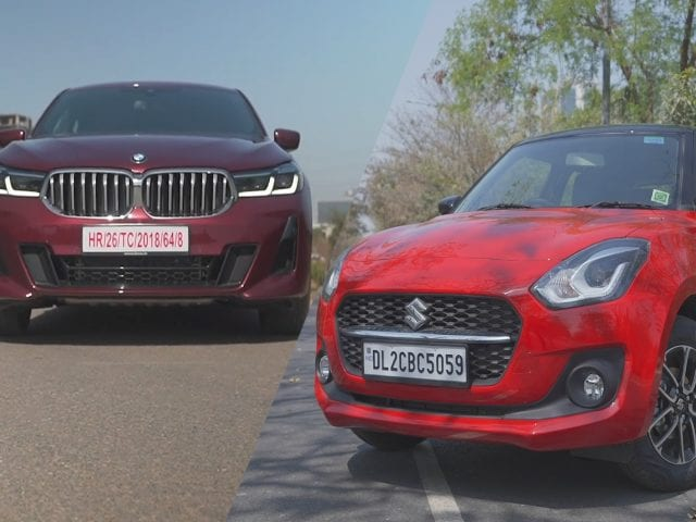 Video : Raftaar Rebooted Episode 42 | 2021 Maruti Suzuki Swift | 2021 BMW 6GT