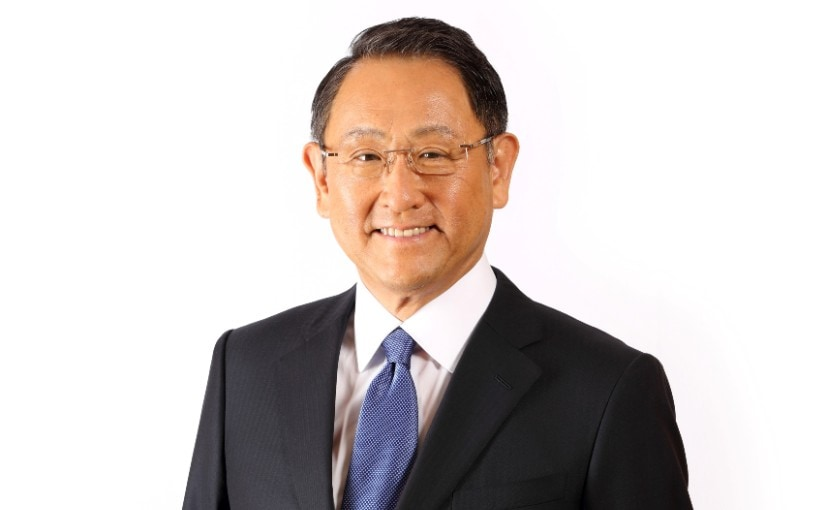 Akio Toyoda - President Toyota Motor Corporation adalah World Car Person of the Year 2021