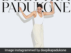 Deepika Padukone Proves That You Can't Go Wrong In A Fabulous White Monochrome Look
