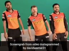 IPL 2021: Delhi Capitals, SunRisers Hyderabad Show Off 'Vaathi Coming' Moves. Which One Gets You Going?