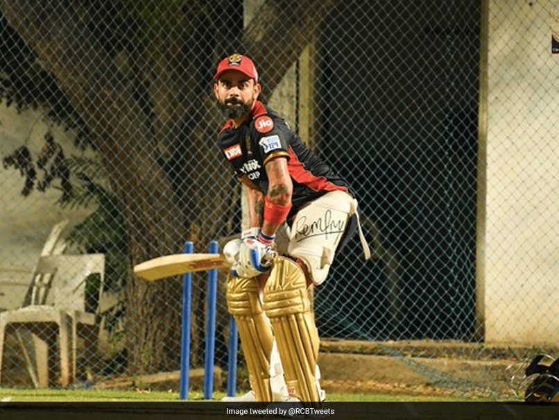 IPL 2021: Virat Kohli Batting At The Nets Is A Sight To Behold, RCB Call It Visual Therapy