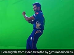 Watch: Rohit Sharma Leads The Way As Mumbai Indians Stars Groove On Marathi Song