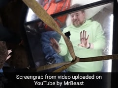 Viral Video: The YouTuber Who Spent 50 Hours Buried Alive In A Coffin