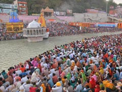 Somvati Amavasya 2021: Lakhs At Haridwar Mahakumbh Amid Covid. Video Here
