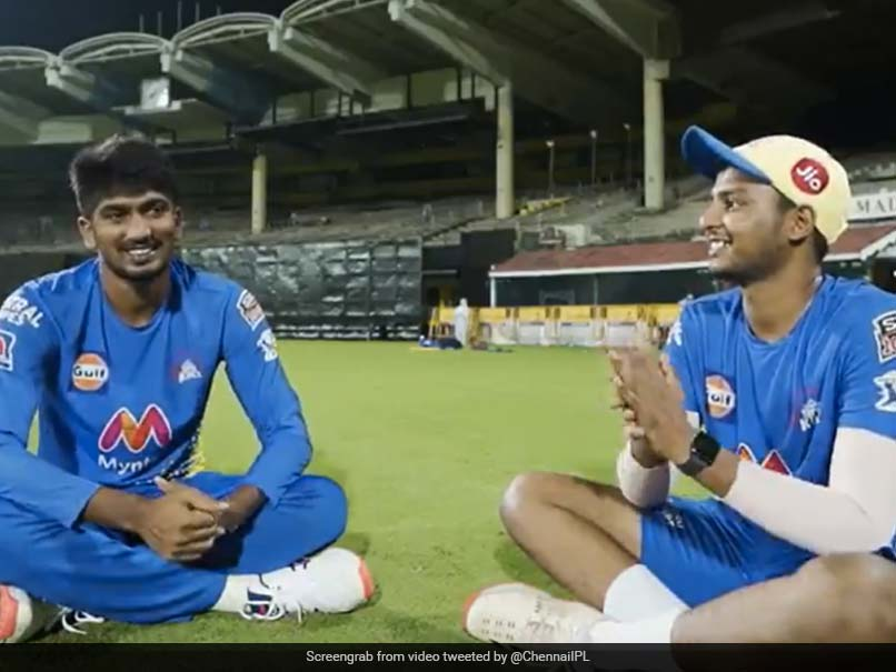 IPL 2021: CSK Player Recalls Selection With Emotional Movie Scene, Film Star Reacts. Watch