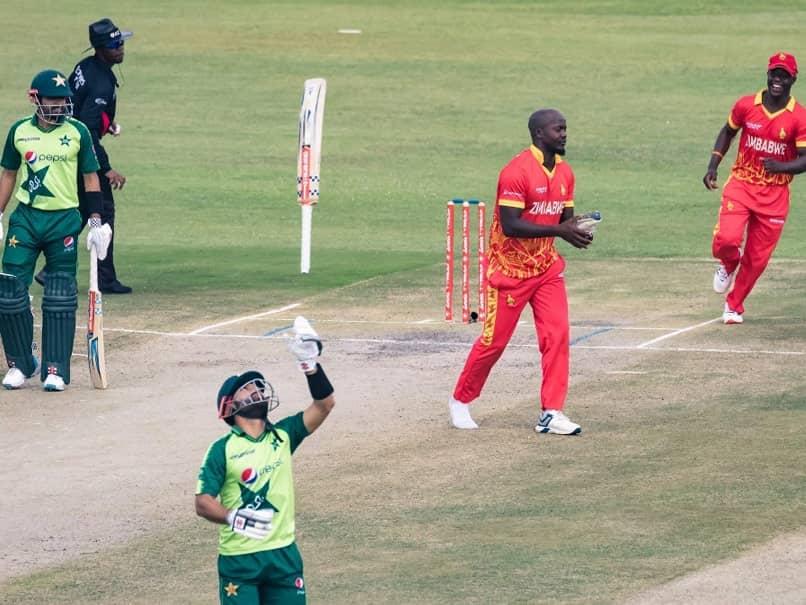 ZIM vs PAK, 2nd T20I: Zimbabwe Stun Pakistan Defending 119 To Trigger Meme-Fest On Twitter