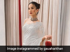 Trendy Georgette Sarees That Are Perfect For Summer Weddings