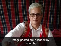 After Biplab Deb, Tripura Deputy Chief Minister Also Tests Covid+