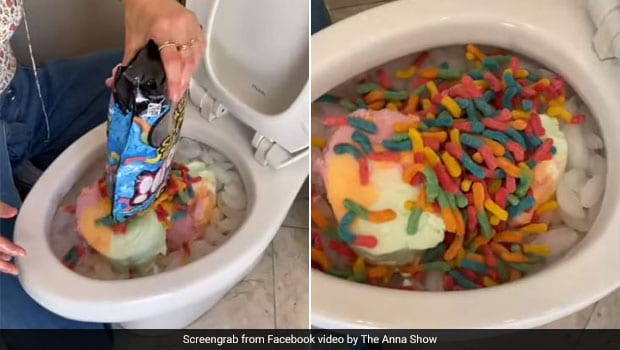 Video Of DIY Punch Made In Toilet Goes Viral, Twitter Can't Even
