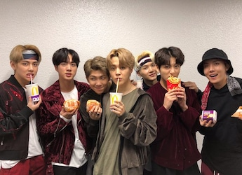 McDonald's Announces New BTS Meal And Fans Can't Keep Calm
