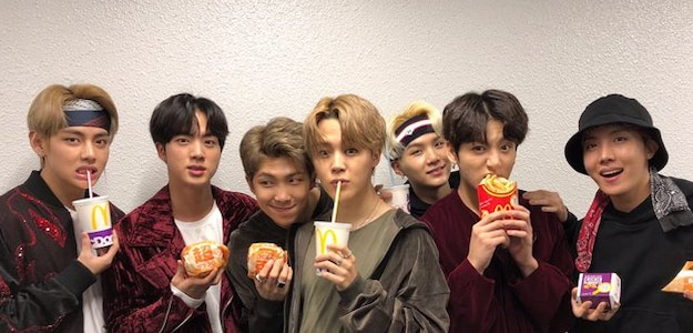 BTS Army Rejoice: McDonald's To Offer K-Pop Band's Favourite Meal In India