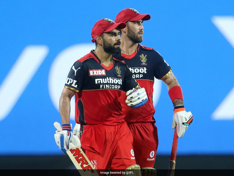 IPL 2021, MI vs RCB: Glenn Maxwell Hits A Massive Six, Virat Kohlis Reaction Is Priceless. Watch