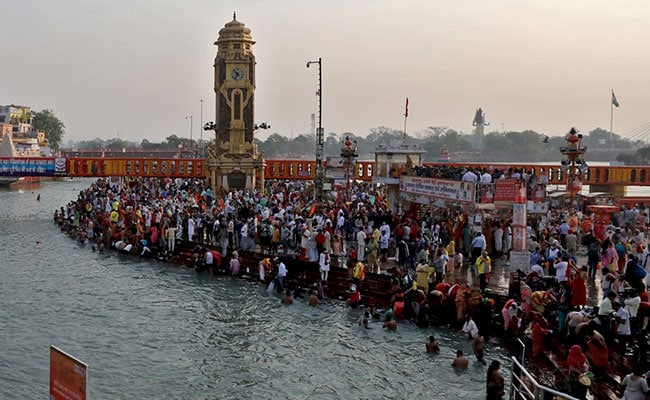 Top Seer At Kumbh Mela In Haridwar Dies Of COVID-19