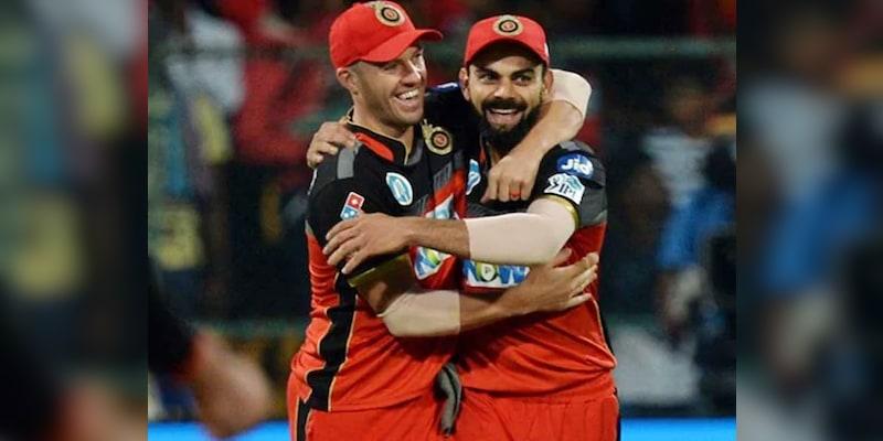 AB De Villiers Reveals The Message He Sent To Virat Kohli During India vs  England Series   Cricket News