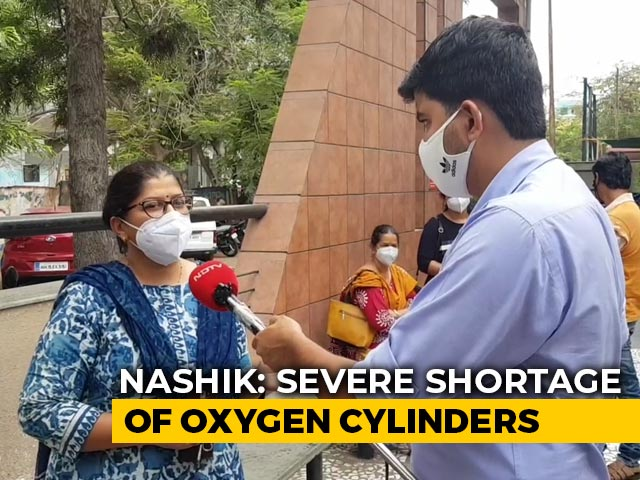 Video : Covid Patient's Family Told Just Hours Left For Oxygen Supply To End