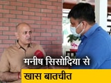 Video : दिल्ली के शिक्षा मंत्री मनीष सिसोदिया बोले- खुशी है परीक्षार्थियों को राहत मिली