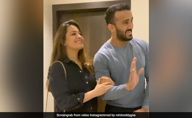 Anita Hassanandani And Rohit Reddy's ROFL Video Is Cracking Up The Internet