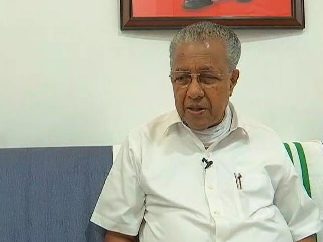 Video : Pinarayi Vijayan On Kerala Filing Case Against ED Officials