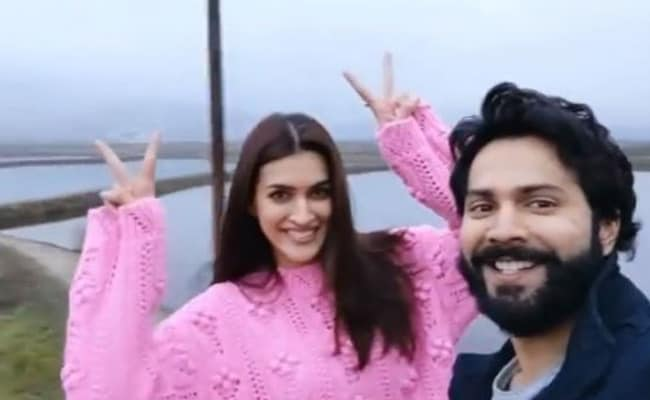 Bhediya: After The Film's Wrap, Kriti Sanon Is Busy Dreaming Of 'Arunachal Travel Series' With Co-Star Varun Dhawan