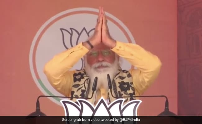 'Mamata Banerjee Playing Politics On Dead Bodies': PM Modi On Cooch Behar Audio Leak