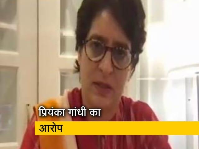 Videos : सरकार ने दूसरी लहर के लिए समय होने के बावजूद तैयारी नहीं की : प्रियंका गांधी
