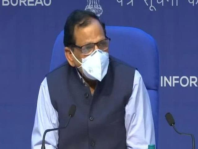 Video : Remdesivir Drug Not Meant For Covid Treatment At Home: NITI Aayog