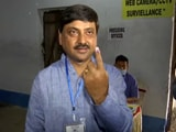 Video : Bengal Assembly Polls: Trinamool's Sourav Chakraborty Casts Vote