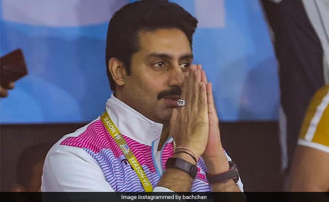 Abhishek Bachchan Doesn't Just Reply To Trolls. See His Response To 'Underrated' Tweet