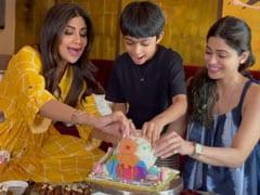 Inside Shilpa Shetty's Easter Sunday: Sugar, Spice And Everything Nice