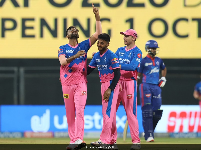IPL 2021 Live Cricket Score, RR vs DC: Kagiso Rabada Snags Sanju Samson After Chris Woakes' Double-Strike, Delhi Capitals On Top | Cricket News