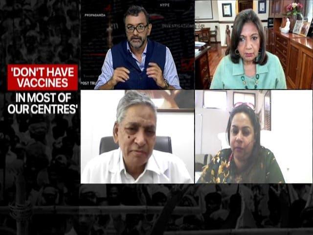 Video : Can't Afford Vaccine Wastage: Kiran Mazumdar Shaw