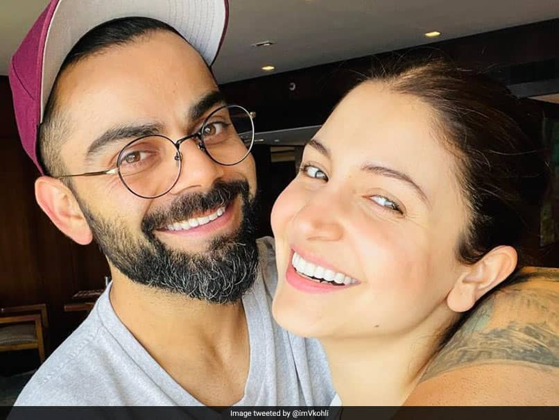 Virat Kohli Posts Cute Picture With Wife Anushka Sharma