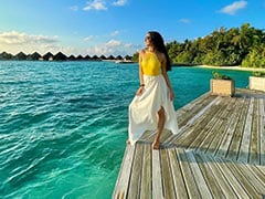 Shraddha Kapoor Returns To Her Favourite Holiday Destination. Brother Siddhanth Thinks She Should Settle There