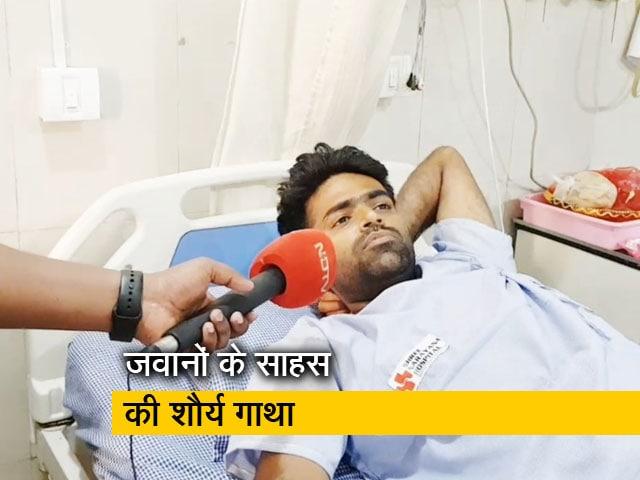 Videos : नक्सली हमले के दौरान साथी की जान बचाने वाले सिख कमांडो की कहानी, बता रहे हैं सोमेश पटेल