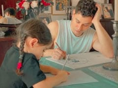 "Kunal Kemmu And Daughter Inaaya Show You The Best Way To ""Kick Art"" The Day"