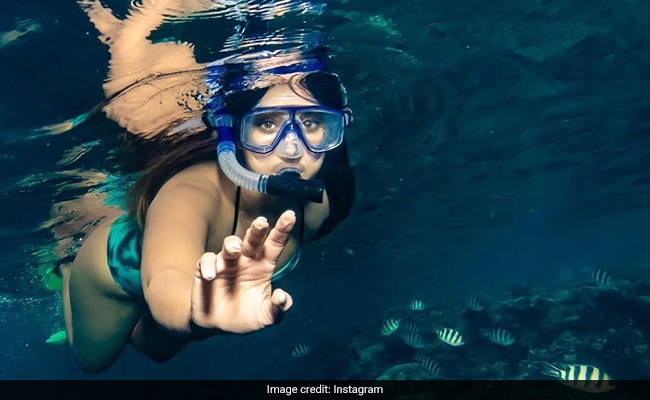 Earth Day 2021: All The Times Ileana D'Cruz Was Being A Water Baby