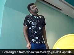 Watch: Ravichandran Ashwin Shakes A Leg On 'Vaathi Coming' Song During Gym Session