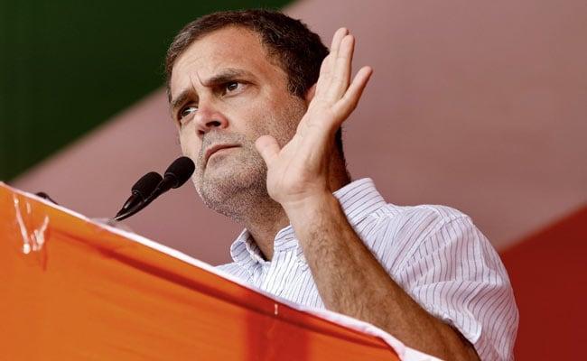 Rahul Gandhi said, you are not alone in the Corona tragedy - कोरोना त्रासदी  पर बोले राहुल गांधी - आप अकेले नहीं, साथ हैं तो आस है... | India News in  Hindi