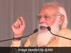 """Assam Polls Battle Between """"<i>Maha Jhooth</i>"""" And """"<i>Maha Vikas</i>"""": PM Modi"""