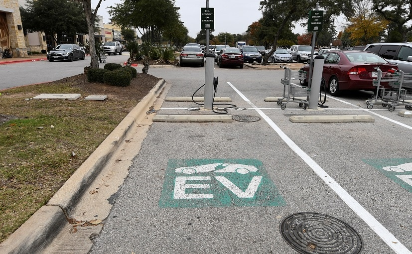 Biden has proposed $174 billion to boost EV sales and charging.