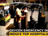 Video: S.O.S Oxygen: Patients Dying Struggling To Breathe