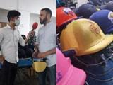 Video : Helmets Of IPL 2021