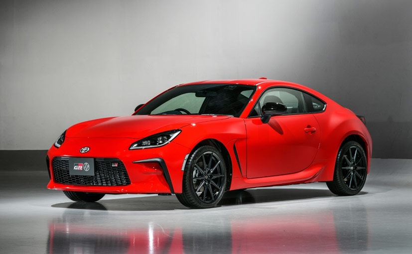 The new Toyota GR 86 is slated to be launched in Japan later this year