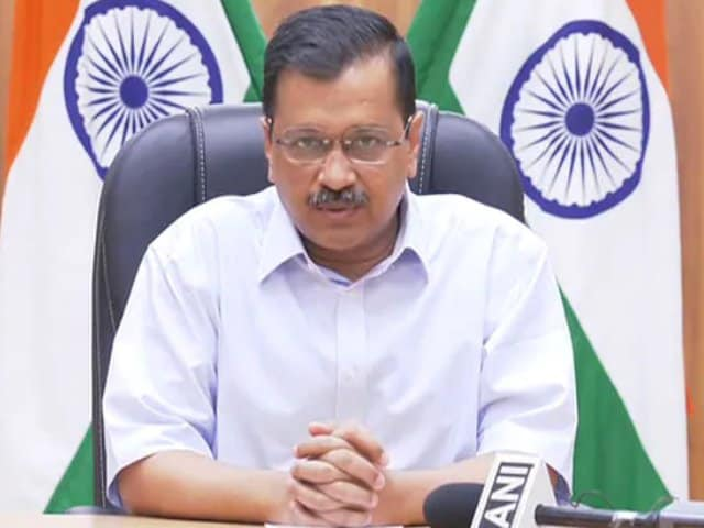 Video : Journalists Should Be Vaccinated On Priority: Arvind Kejriwal To Centre