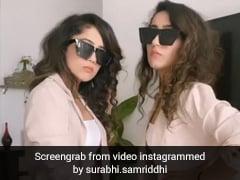 चिंकी-मिंकी ने पंजाबी सॉन्ग पर किया जबरदस्त डांस, देखें मजेदार वीडियो
