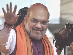 Amit Shah Campaigns In Mamata Banerjee's Backyard Bhabanipur For Actor Rudranil Ghosh