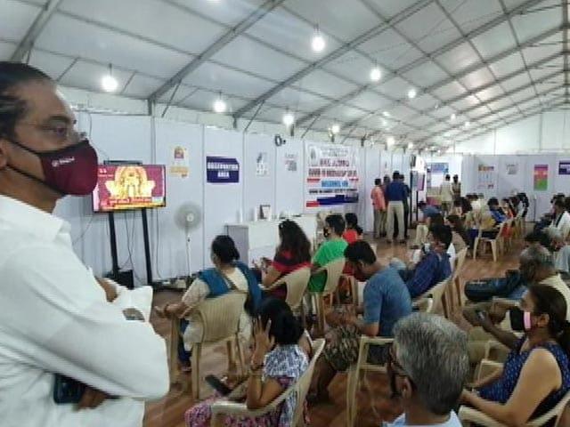 Video : 26 Vaccination Centres Shut In Mumbai